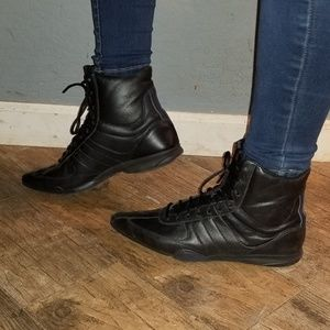 Adidas Y-3 ankle boots
